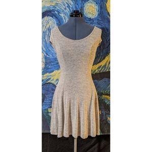 ACEMI Casual Flowy Midi Dress